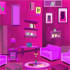 Pink Hall Escape