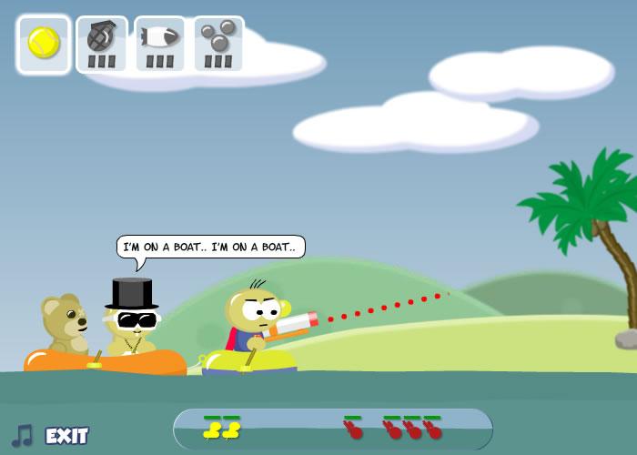 Image Raft Wars 2