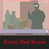 Rusty Red Room Escape