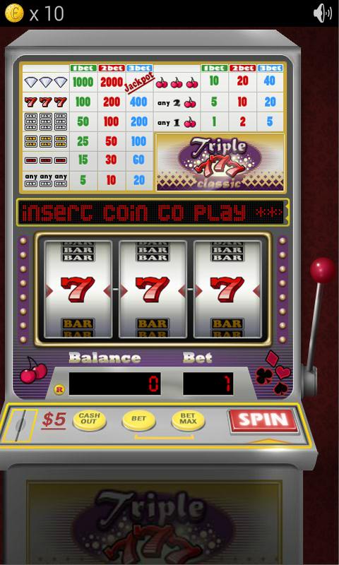 Image Slots 777 Casino Slot Machine