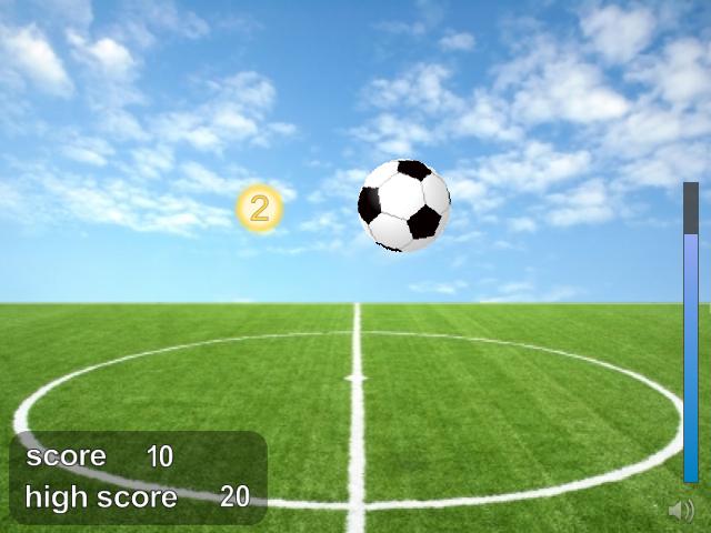 Image Soccer Dribble Challenge