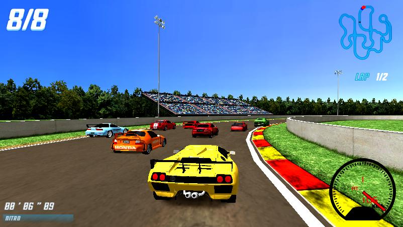 Image Speed Rally Pro