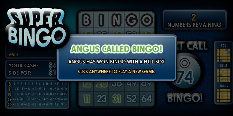 Image Super Bingo