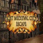 Lost Medieval City Escape 365Escape