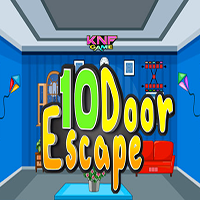 10 Door Escape KNFGames