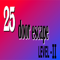 25 Door Escape Level 2 GamesClicker