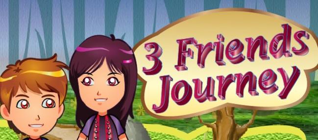 3 Friends Journey K2T2