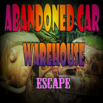 Abandoned Car Warehouse Escape 8BGames