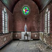 Abandoned Chapel Escape MouseCity