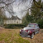 Abandoned Chateau Escape MouseCity