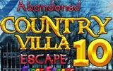 Abandoned Country Villa Escape 10 FirstEscapeGames