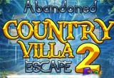 Abandoned Country Villa Escape 2 FirstEscapeGames