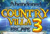 Abandoned Country Villa Escape 3 FirstEscapeGames