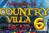 Abandoned Country Villa Escape 6 FirstEscapeGames