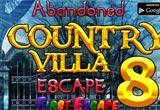 Abandoned Country Villa Escape 8 FirstEscapeGames