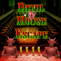 Abandoned Devil House Escape Games2Rule