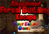 Abandoned Forest Building Escape FirstEscapeGames