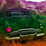Abandoned Forest Car Garage Escape Games2Rule