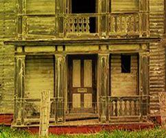 Abandoned Forest Villa Escape AVMGames