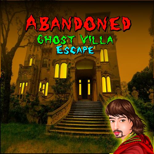 Abandoned Ghost Villa Escape Escape Games 3