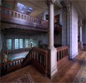 Abandoned Grand Staircase House Escape Eight Games