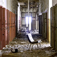 Abandoned High School Escape EightGames