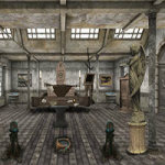 Abandoned Medieval Palace Escape 2 FirstEscapeGames