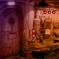 Abandoned Military Bunker Escape HiddenOGames