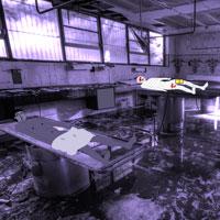 Abandoned Mortuary Escape Wow Escape