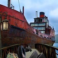 Abandoned Ship Treasure Escape 5nGames
