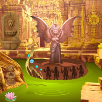 Abandoned Temple Escape Games 2 Rule