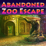 Abandoned Zoo Escape Games4King