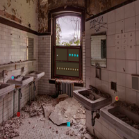 Abandoned Dorm Escape EightGames