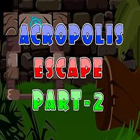 Acropolis Escape 2 AjazGames