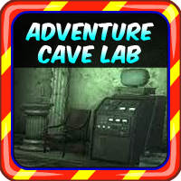 Adventure Cave Lab Escape AvmGames