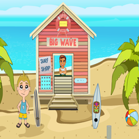 Afford The Surfboard EscapeGamesDaily