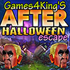 After Halloween Escape