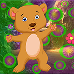 Aged Bear Rescue Games4King