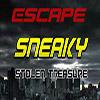 Agent Sneaky Stolen Treasure
