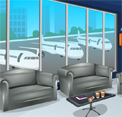 Airport Lounge Room Escape