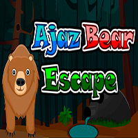 Ajaz Bear Escape AjazGames