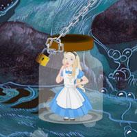 Alice In Wonderland Escape Games2Rule