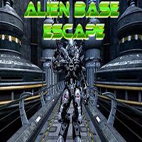 Alien Base Escape 365Escape
