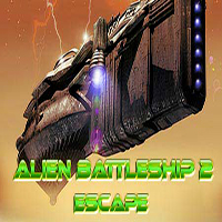 Alien Battleship 2 Escape 365Escape