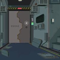 Alien House Escape EightGames