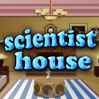 Alien Mystery Scientist House ENAGames
