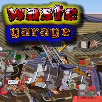 Alien Mystery Waste Garage ENAGames