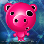 Alien Pig Escape Games4King