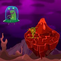 Alien Planet Escape Games2Rule
