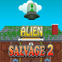 Alien Salvage 2 Games2Jolly